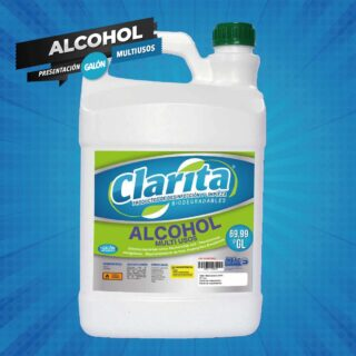 Alcohol Multi usos Galon